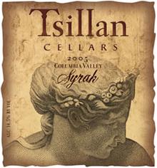 Tsillan Cellars-Syrah