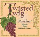 Twisted Twig Winery-Syrah