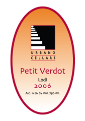 Urbano Cellars Winery-Petite Verdot