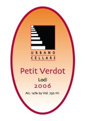 Urbano Cellars Winery-Petite Verdot