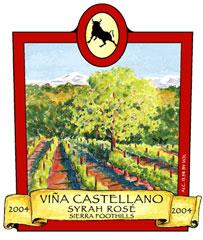 Viña Castellano-Syrah Rose
