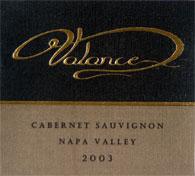 Valance Wines-Cabernet Sauvignon