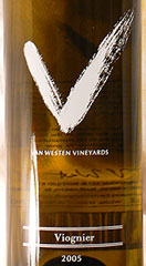 Van Westen Vineyards-Viognier