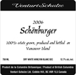 Venturi-Schulze Vineyards Schonburger