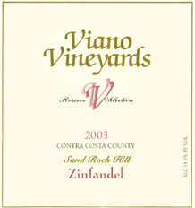 Viano Vineyards-Zinfandel