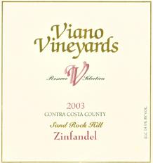 Viano Vineyards-Zinfandel