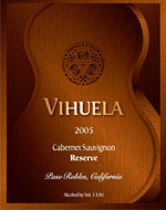 Vihuela Winery-Cab Sauvignon Reserve