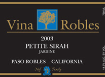 Vina Robles Winery Petite Sirah