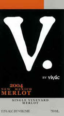 Vivac Winery-Merlot
