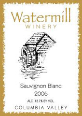 Watermill Winery-Sauvignon Blanc