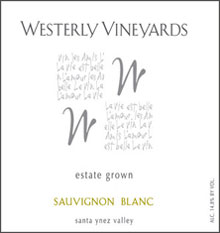 Westerly Vineyards-Sauvignon Blanc