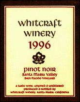 Whitcraft Pinot Noir