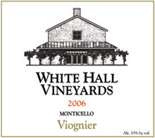 White Hall Vineyards Viognier