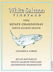 White Salmon Vineyard-Estate Chardonnay