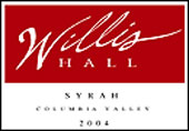 Willis Hall Winery-Syrah