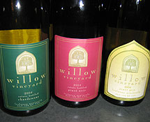 Willow Vineyard - Leelanau Peninsula, Michigan Wines