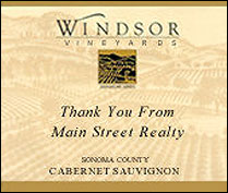 Windsor Vineyards Cabernet Sauvignon