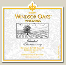 Windsor Oaks Vineyards-Chardonnay