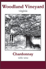 Woodland Vineyard Farm Winery-Chardonnay