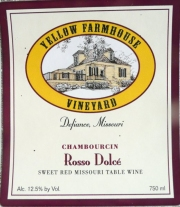 Yellow Farmhouse Vineyard