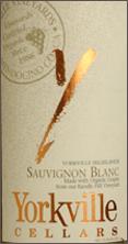 Yorkville Cellars - Sauvignon Blanc