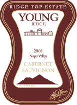 Young Ridge Winery-Cabernet Sauvignon