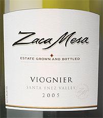Zaca Mesa Viognier