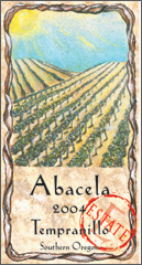 Abacela Vineyards and Winery