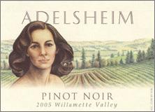 Adelsheim Vineyard Pinot Noir
