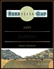 Berryessa Gap Winery-Malbec