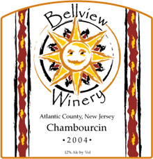 Bellview Winery - New Jersey Chambourcin