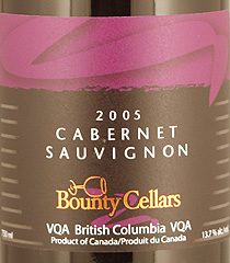 Bounty Cellars