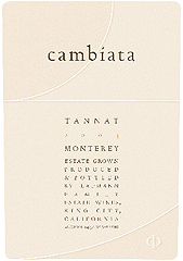 Cambiata Winery Tannat
