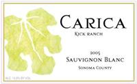 Carica Wines Sauvignon Blanc