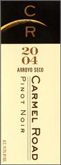 Carmel Road Winery Pinot Noir