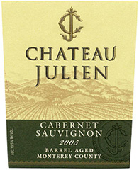 Chateau Julien Wine Estate Cabernet Sauvignon