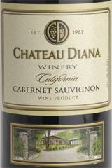 Chateau Diana Winery Cabernet Sauvignon