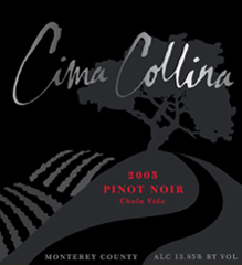 Cima Collina Pinot Noir