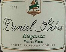 Daniel Gehrs Wines Eleganza