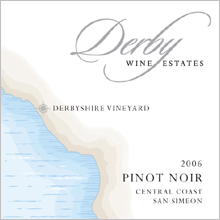 Derby Wine Estates Pinot Noir