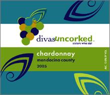 Divas Uncorked Chardonnay
