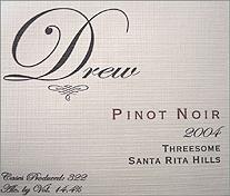Drew Pinot Noir