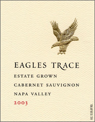 Eagles Trace Napa Valley Cabernet Sauvignon