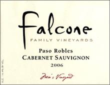 Falcone Paso Robles Cabernet Sauvignon