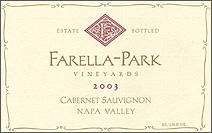 Farella-Park Cabernet Sauvignon