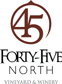 Forty-Five North Vineyard and Winery