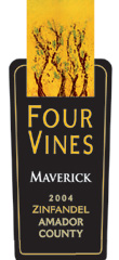 Four Vines Winery Zinfandel