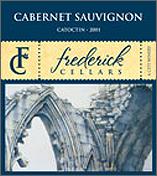 Frederick Cellars Cabernet Sauvignon