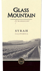 Glass Mountain California Syrah