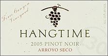 Hangtime Pinot Noir